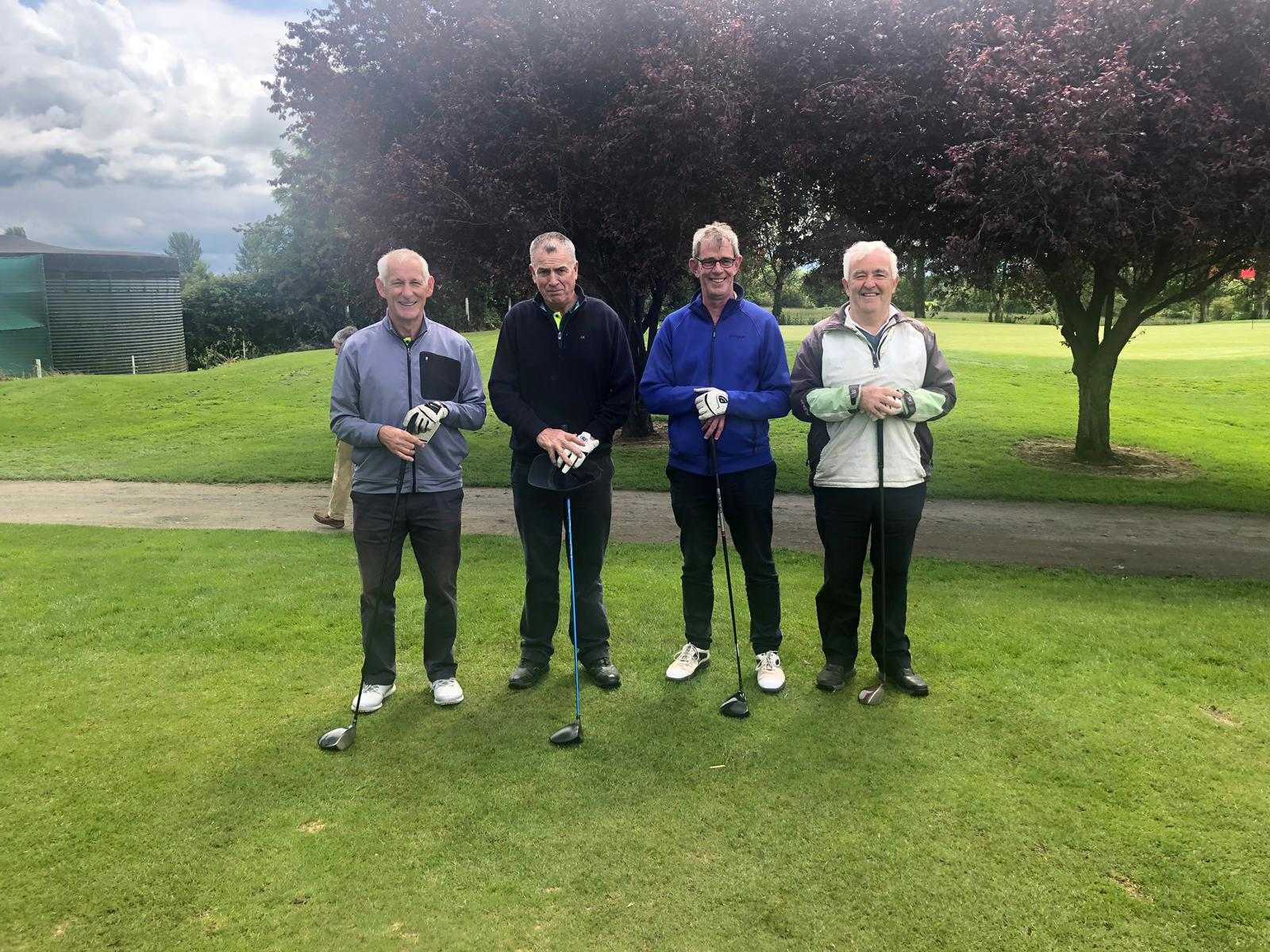 CASC Cup at Kilcock G.C.  8th June 2019